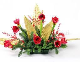Christmas Flowers Christmas Flower Arrangements Floral Arrangements For Christmas
