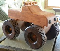 Homemade Wooden Toy Trucks by Grandpacharliesworkshop Hand Crafted Wooden Toys
