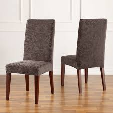 Fabric Covered Dining Room Chairs Mesmerizing Best Fabric To Cover Dining Room Chairs 96 For Your