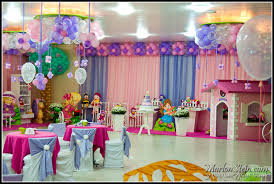 Birthday Decor At Home First Year Birthday Decoration Ideas Affordable Neabux Com
