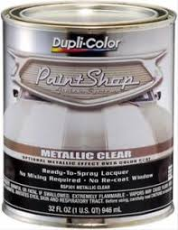 dupli color paint special effects lacquer metallic clear coat 1