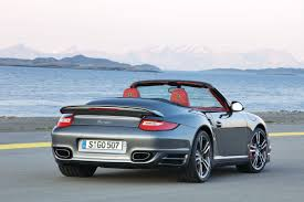 porsche turbo convertible porsche 996 turbo vs 997 turbo exotic car list