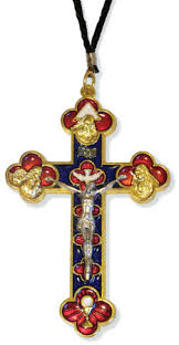 pectoral crosses for sale crosses and pendants enamel pectoral cross monastery icons
