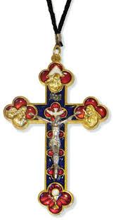 pectoral crosses for sale crosses and pendants enamel pectoral cross monastery icons