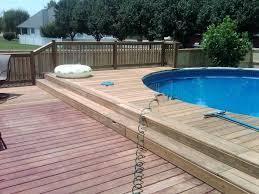 wood pool deck u2013 katakori info