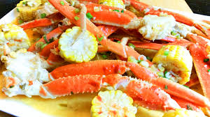 roasted chili butter crab legs sweet savant
