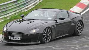 aston martin png 2018 aston martin vantage spied for the first time