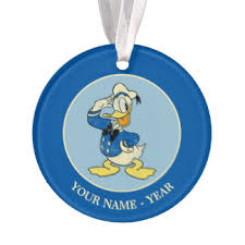 duck ornaments keepsake ornaments zazzle