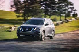 nissan pathfinder 2017 nissan pathfinder the inevitable evolution of an ageing