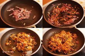 cuisine cor馥nne recette les recettes de mikou riz frit au kimchi kimchi bokkeumbap