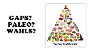 comparison of 3 healing diets