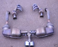 porsche boxster 987 exhaust 987 exhaust system on 986 anybody tried it 986 series