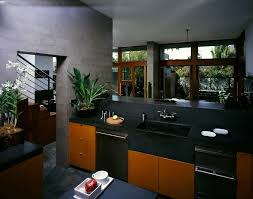 modern asian kitchen kitchen mckinley house venice ca david hertz the studio of