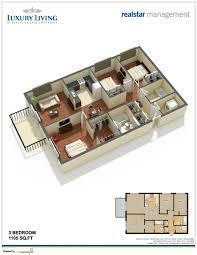 25 more 3 bedroom 3d floor plans 3d floor plan app crtable