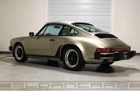 porsche 944 gold 1987 porsche 911 carrera white gold 13 374 miles sloan cars