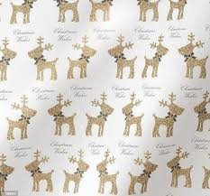cheap christmas wrapping paper thousands of complain to tesco about their christmas