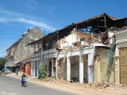 performance of dutch colonial era buildings padang earthquake
