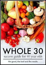 results on whole 30 from a 40 year old the good u0026 bad