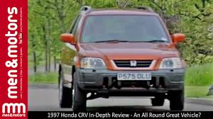 lexus rx or honda crv 1997 honda crv in depth review an all round great vehicle youtube