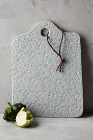 ceramic cheese board shop the ceramic lacework cheese board and more anthropologie at