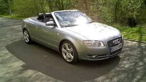 audi a4 2007 convertible 2007 57 audi a4 convertible 2 0 tdi s line automatic cabrio