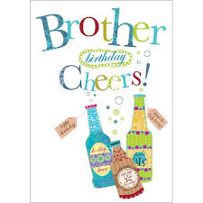 morrisons brother birthday card product information