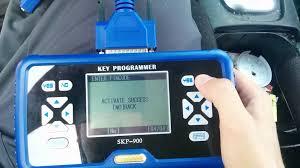 2007 2012 nissan altima chave programado por superobd skp 900