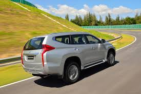 mitsubishi galant 2015 interior all new mitsubishi pajero sport 2016 unveiled u2013 drive safe and fast
