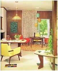 retro bedroom designs
