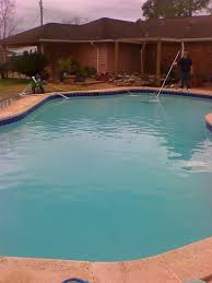 pool cleaning service the pool scrubbers