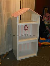 My Homemade Barbie Doll House by Another Daily Blog Homemade Barbie House Out Of Re Purposed 70 U0027s