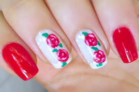 8 spring nail art ideas you can do at home