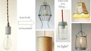 Make Your Own Pendant Light Fixture Make Your Own Pendant Light Interior Csogospel Make Your Own