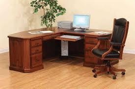 solid wood homestead corner desk with hutch regarding incredible