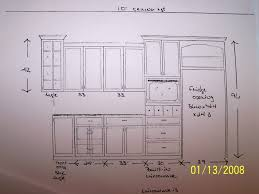 Kitchen Countertop Dimensions Standard Standard Kitchen by Kitchen Countertop Base Kitchen Cabinet Sizes Detrit Us Examples
