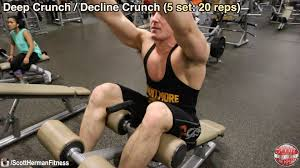 muscular strength member routines