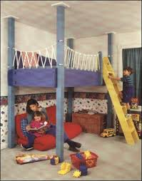 Plans For Toddler Loft Bed by Kids Furniture Plans Designs And Projects You Can Build