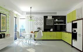 green kitchen cabinets design home design ideas