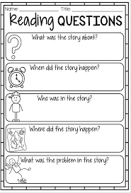 printable comprehension stories reading response worksheets graphic organizers and printables