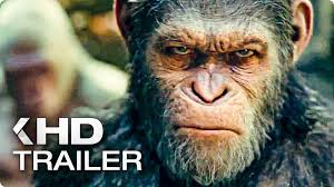 war for the planet of the apes trailer 2017 youtube