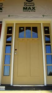 Next Home Design Reviews by Exterior Design White Therma Tru Doors With Trim For Home Design