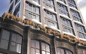 Luxury Residential Apartment Building Exterior Design  Eleventh - Apartment building designs