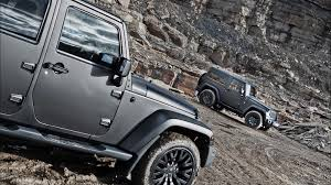 matte grey jeep wrangler 2 door matte grey jeep wrangler by kahn design