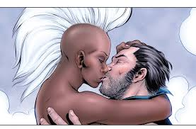 storm and wolverine romance google search x men pinterest