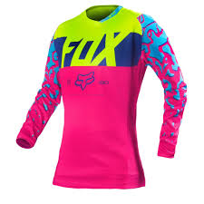 youth motocross gear clearance fox racing 2016 girls youth 180 jersey pink available at motocross