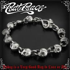 bracelet skull silver images Shinjuku gin no kura that l k c skull silver bracelets skull jpg