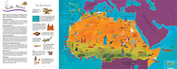 A Map Of The World Book by Barefoot Books And New Internationalist World Atlas New