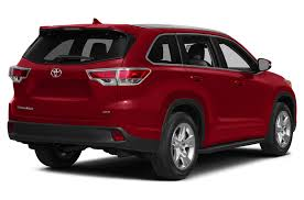 toyota new car 2015 2015 toyota highlander price photos reviews u0026 features