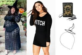 easy plus size halloween costume ideas u2013 ready to stare