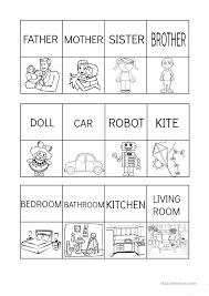 all worksheets memory worksheets free printable preeschool and
